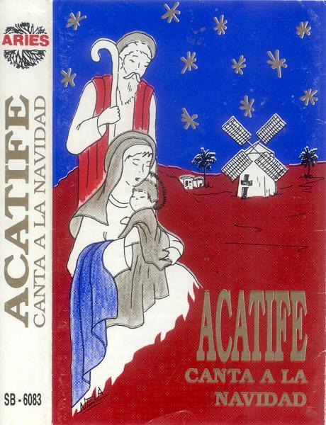 Cover : Acatife canta a la Navidad