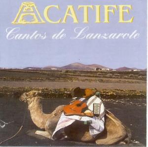 Cover : Cantos de Lanzarote