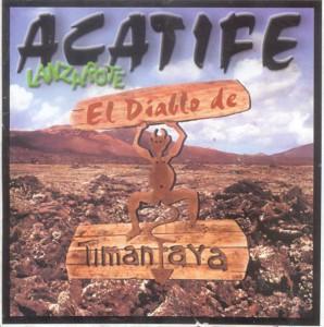 Cover : El Diablo de Timanfaya