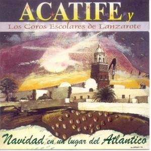 Cover : Navidad en un lugar del Atlántico