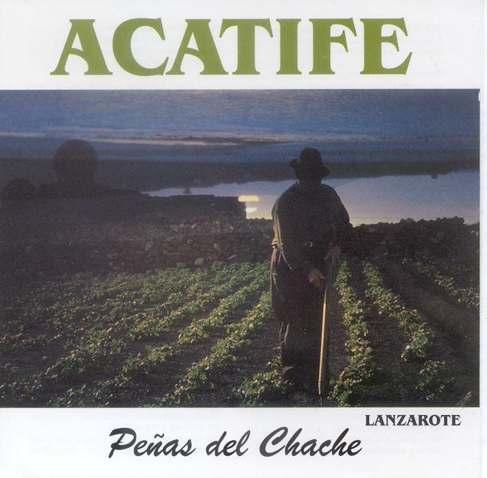 Cover : Peñas del Chache