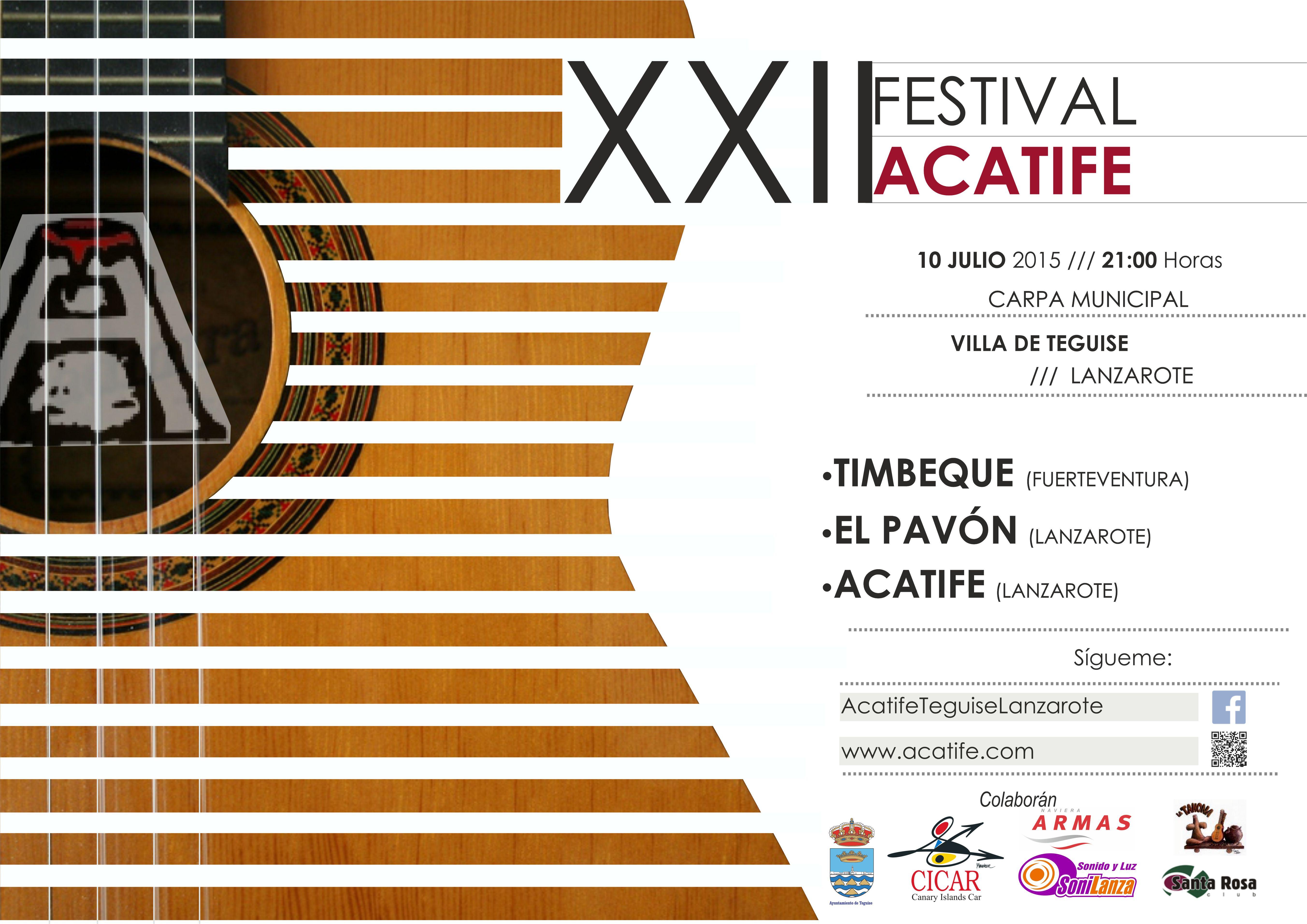 XXII Festival Acatife