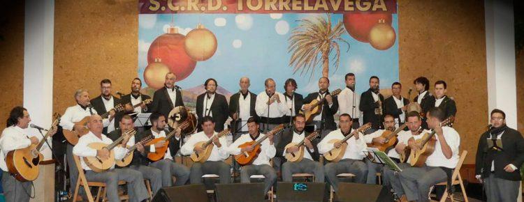 Acatife canta a la Navidad en el Torrelavega