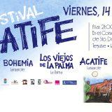 XXIV FESTIVAL ACATIFE