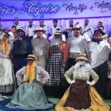 Fiestas de nuestra señora del Rosario en el Mojón