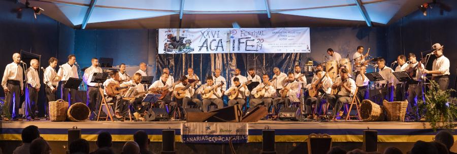 Acatife celebró su XXVI Festival